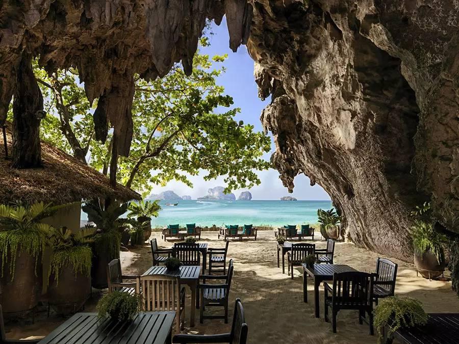 معرفی رستوران گاتو در دل غارهای تایلند