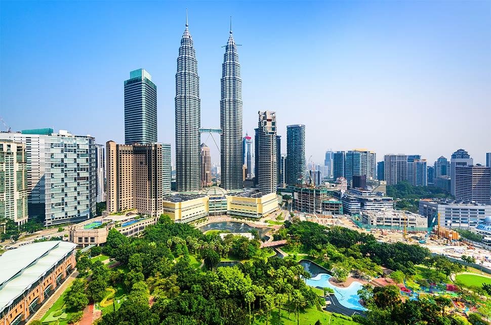 جاذبه های گردشگری تور مالزی