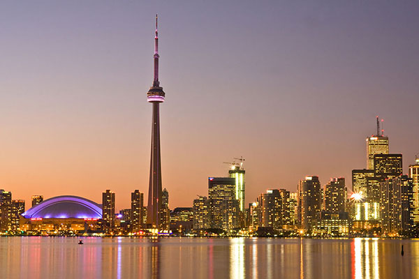 جاذبه ها و تفریحات در تورنتو کانادا