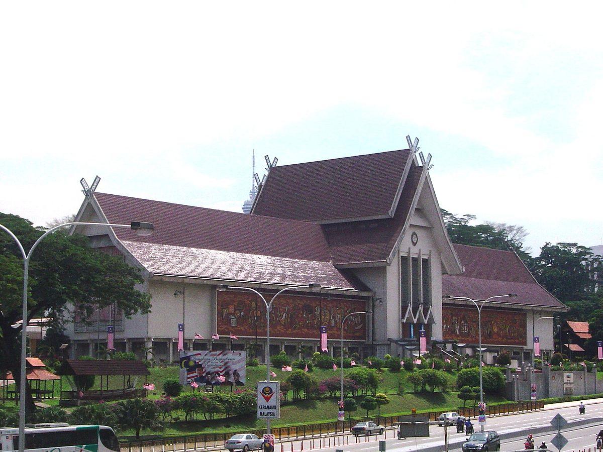 آشنایی با موزه ملی مالزی