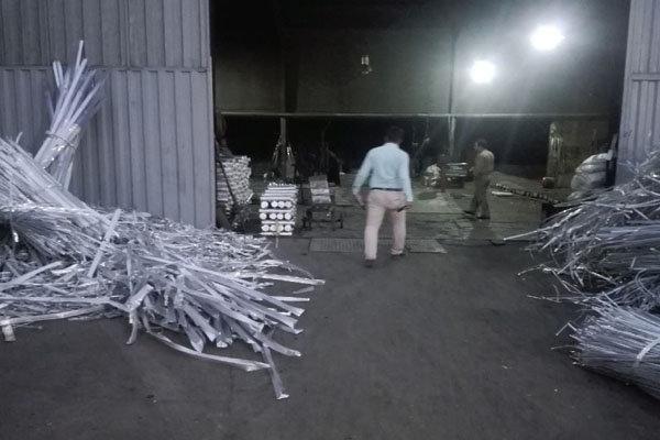 شناسایی 2 واحد آلاینده و یک مرکز دپوی پسماندهای صنعتی در بهارستان