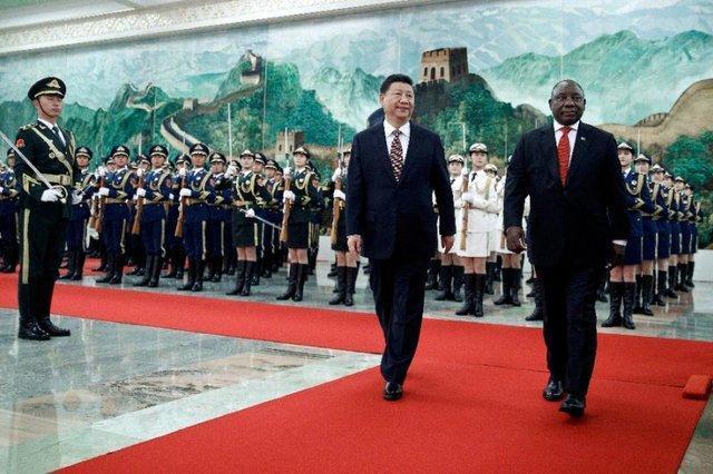 نشست رهبران چین و آفریقا امروز به میزبان شی جینپینگ شروع می گردد