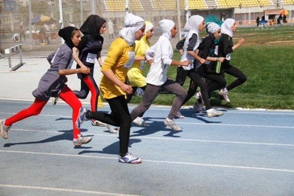 کلاس مربیگری دوومیدانی نابینایان و کم بینایان در همدان برگزار گردید
