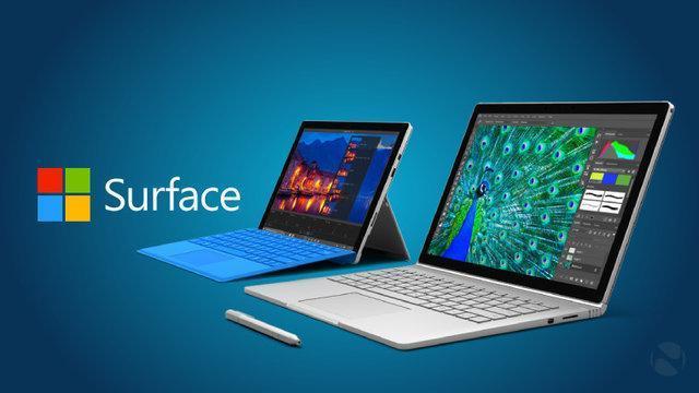 احتمال توقف فراوری محصولات سرفیس مایکروسافت