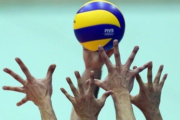 نماینده والیبال تبریز مقابل تیم اراک شکست را پذیرفت