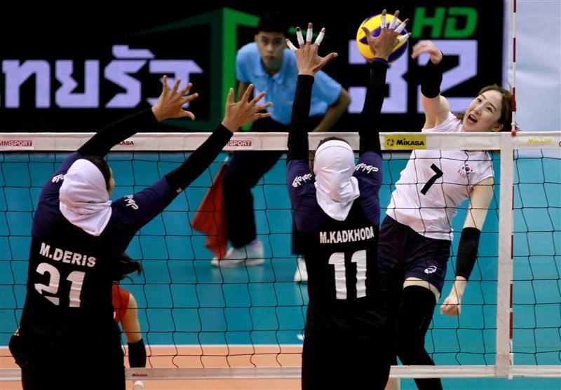 صعود 76 پله ای والیبال بانوان ایران در رنکینگ فدراسیون جهانی