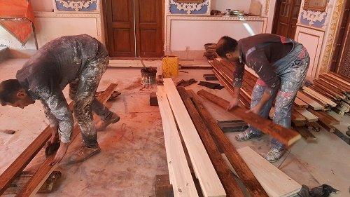 مرمت 37 پروژه از آثار تاریخی کردستان در دست اجراست