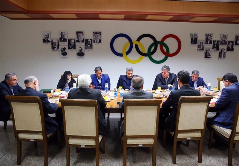 گلایه برخی اعضای هیئت اجرایی نسبت به لیست ارسالی به شورای المپیک آسیا، صدای ژن خوب هم درآمد