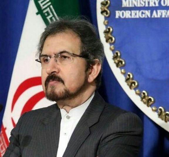 سخنگوی وزارت خارجه: اخبار مربوط به شرایط بازداشت شهروند آمریکایی در مشهد کذب است