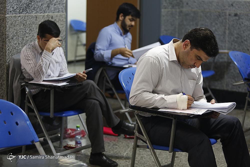 حیدرزاده در تبادل نظر با خبرنگاران: ثبت نام آزمون دکتری وزارت بهداشت از 16 بهمن شروع می گردد