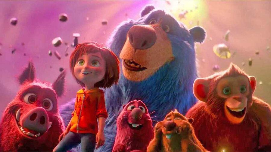 ناکامی انیمیشن هالیوودی در چین ، کاهش 9 درصدی درآمد سینماها