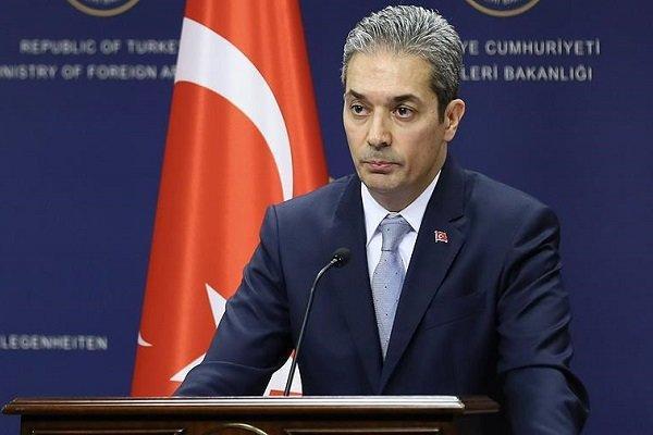واکنش آنکارا به اظهارات مقام اروپائی درباره انتخابات اخیر ترکیه