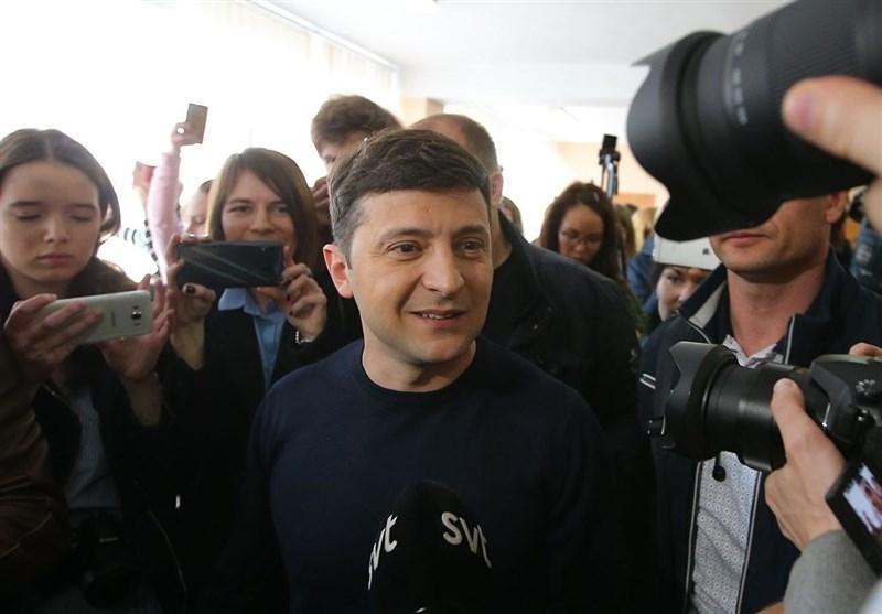 رئیس جمهور منتخب اوکراین خواهان افزایش تحریم ها علیه روسیه شد