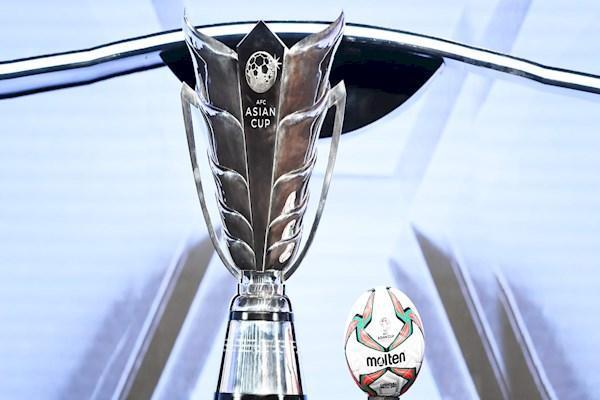 میزبانی جام ملت های آسیا 2023 به چین رسید