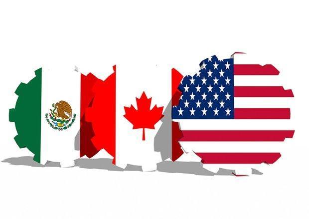 توافق آمریکا، مکزیک و کانادا برای حذف تعرفه های آلومینیوم و فولاد