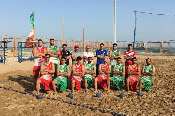 تیم ملی هندبال ساحلی ایران راهی رقابتهای آسیایی تایلند شد