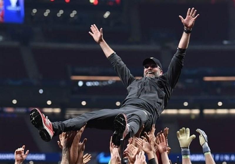 لیگ قهرمانان اروپا، یورگن کلوپ: یک تانک جنگی بدون خطا بودیم، وقتی می بریم تا 20 دقیقه بعد از بازی حال خودم را درک نمی کنم!