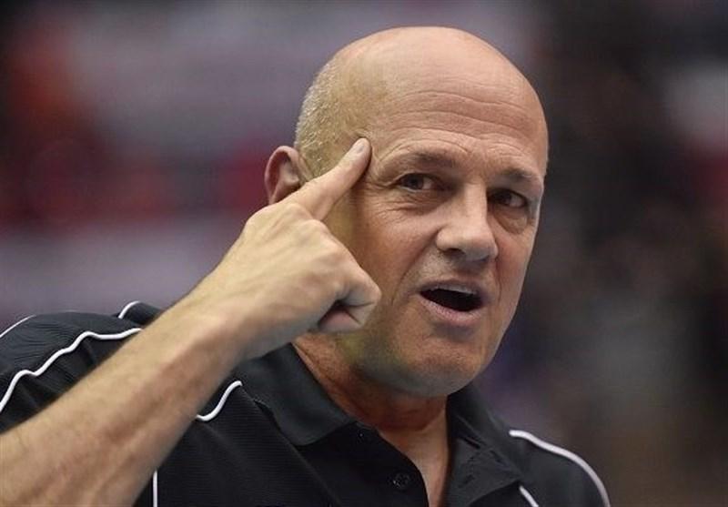 سرمربی تیم ملی والیبال کانادا انتخاب شد