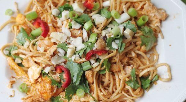 با لذیذترین غذای تایلندی آشنا شوید