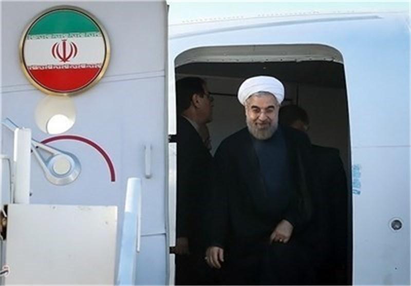 همراهی 4 وزیر مالی در سفر این هفته روحانی به عمان