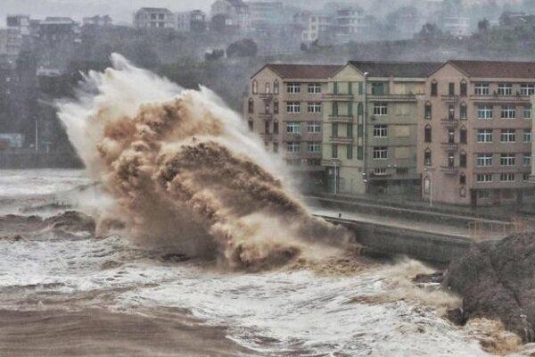 طوفان درچین با29 کشته و مفقود، یک میلیون نفر منازلشان را ترک کردند