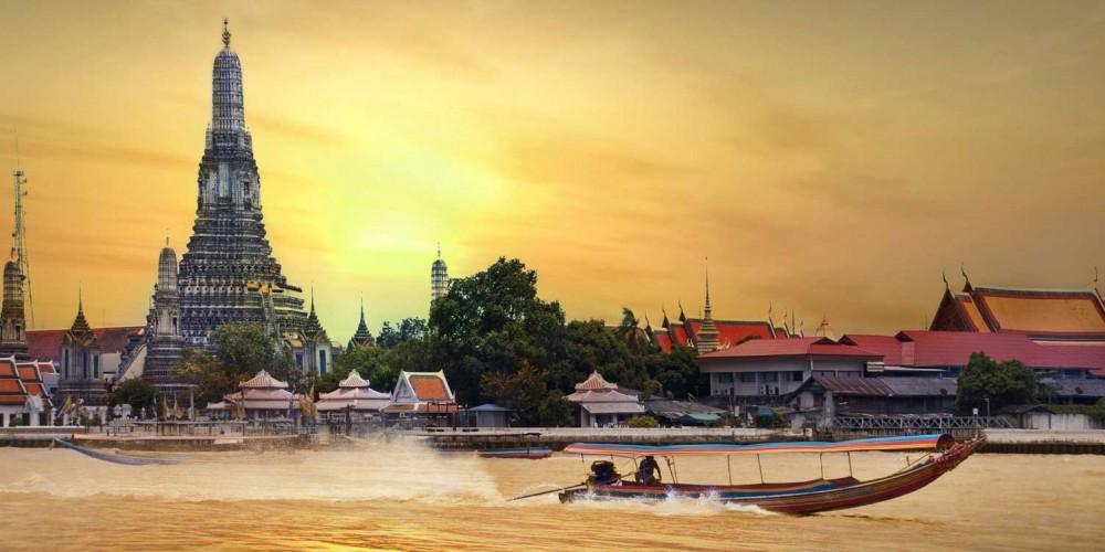 با بانکوک باستانی و مدرن بیشتر از همواره آشنا شوید