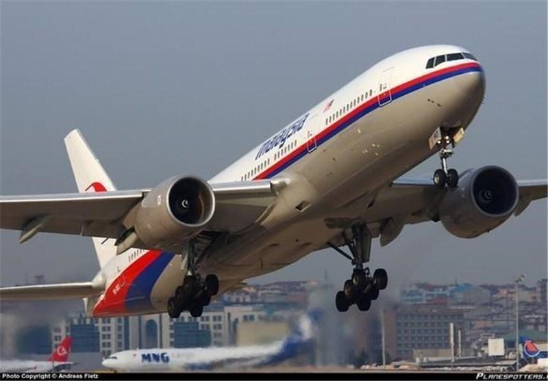 خانواده ای که از حادثه سقوط هواپیمای مالزی در امان ماند