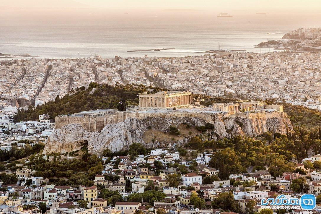 راهنمای سفر به آتن ، پایتخت باستانی یونان