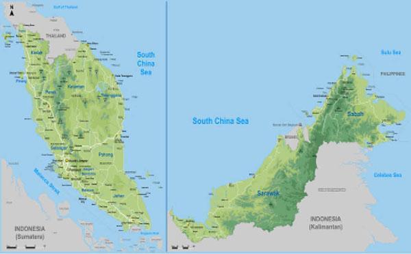 راهنمای گردشگری تور مالزی