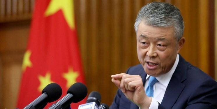 هشدار چین در مورد اقدامات تحریک آمیز سیاست مداران انگلیسی