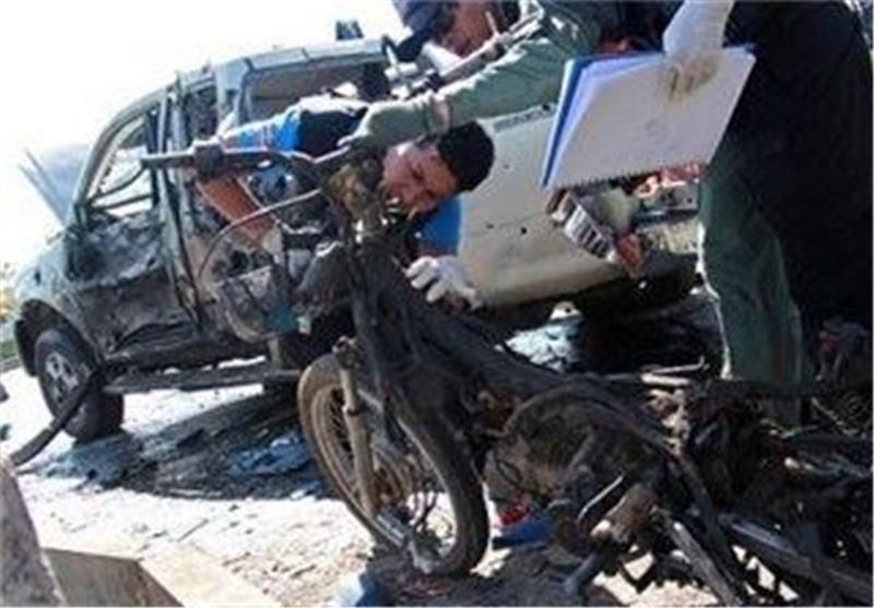 کشته شدن 8 سرباز درپی انفجار یک بمب در جنوب تایلند