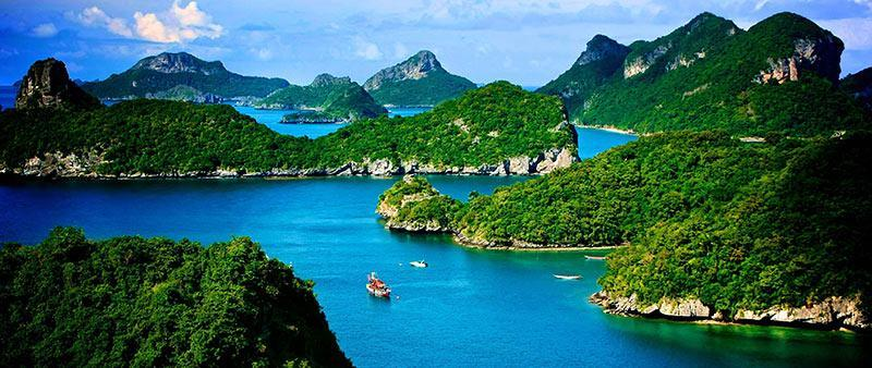 سامویی، جزیره کهن تایلندی (بخش اول)