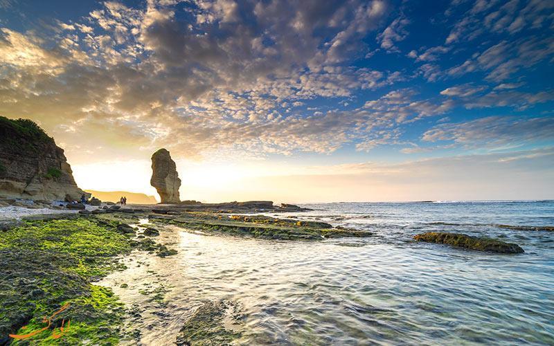 سواحل رویایی جزیره لومبوک Lombok در بالی اندونزی
