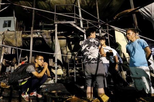 اخراج 10 هزار مهاجر غیرقانونی از یونان