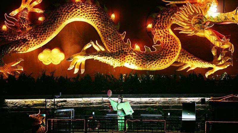 فستیوال نیمه پائیز در چین