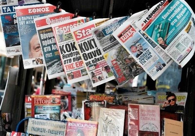 نشریات ترکیه در یک نگاه، راهپیمایی در 12 شهر علیه پ.ک.ک، با این نگرش٬ عضویت در اتحادیه اروپا سخت است