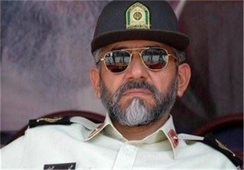 دیدار مدیر کل امنیت وزارت امور خارجه چین با رئیس پلیس مواد مخدر ایران