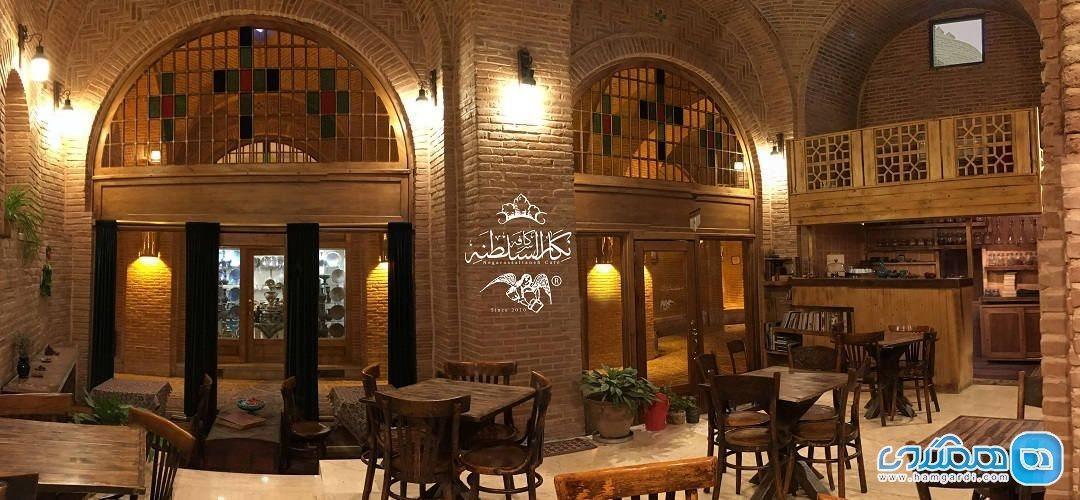 بهترین کافه های قزوین از نگاه کاربران خبرنگاران