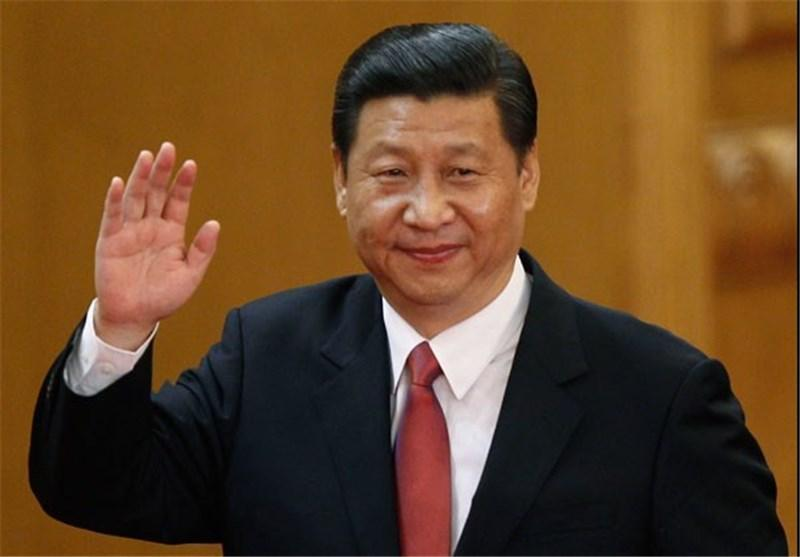 رئیس جمهور چین خواهان خویشتنداری طرفهای درگیر در اوکراین شد
