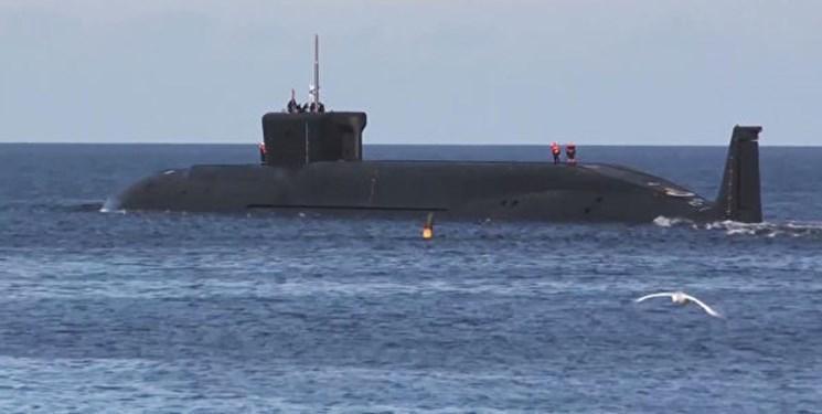 ناوگان دریایی روسیه دو موشک بالستیک آزمایش کرد