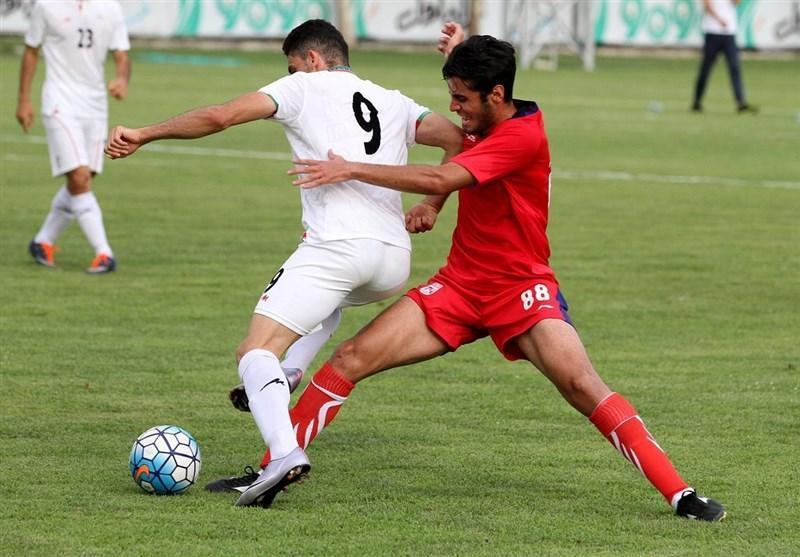 تساوی ایران مقابل عمان در 45 دقیقه نخست