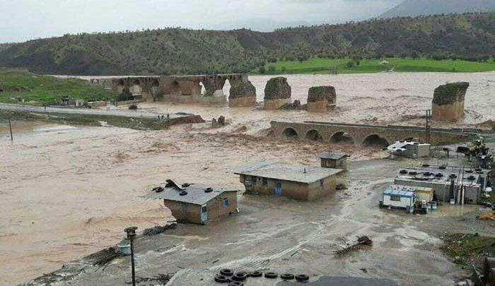 مرمت پل تاریخی کشکان سرانجام یافت