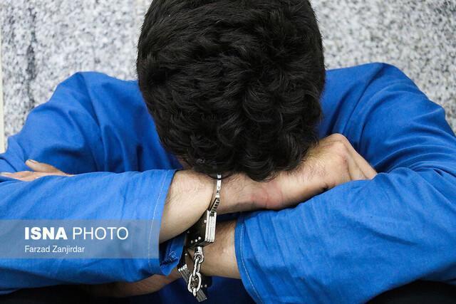 دستگیری عامل تیراندازی در ساوه