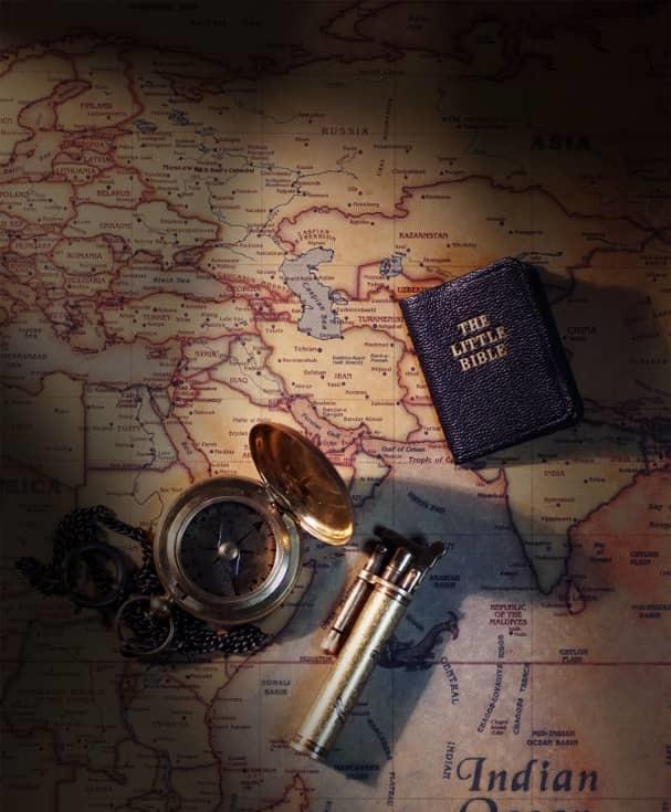مالکوم؛ داستانی از ماموریت یک کشیش انگلیسی