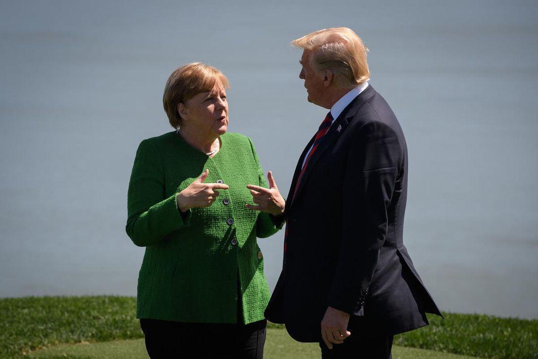 مرکل: اروپا دیگر نباید به واشنگتن تکیه کند ، اجازه نمی دهیم باز هم از ما سوءاستفاده گردد