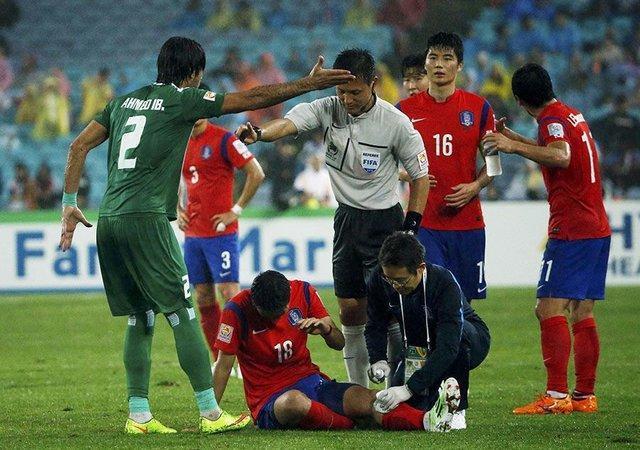 توقف کره جنوبی برابر عراق در دیداری محبت آمیز