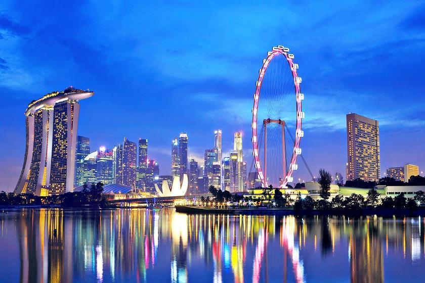 افزایش رشد گردشگری سنگاپور برای دومین سال متوالی