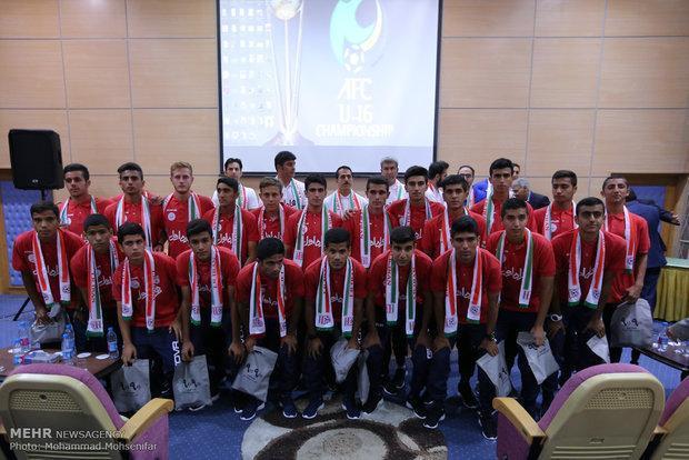 تیم فوتبال نوجوانان ایران به جام جهانی صعود کرد