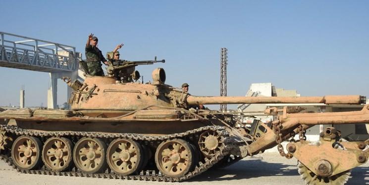 احتمال شروع عملیات ارتش سوریه در معره النعمان و سراقب ادلب