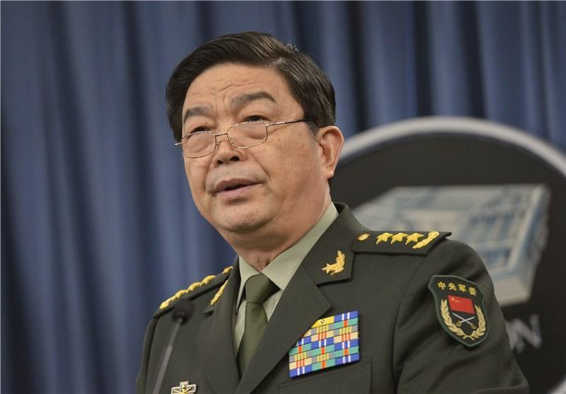 چین خواهان تقویت روابط نظامی با ایران شد